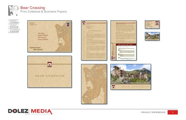 Real Estate Marketing Packages