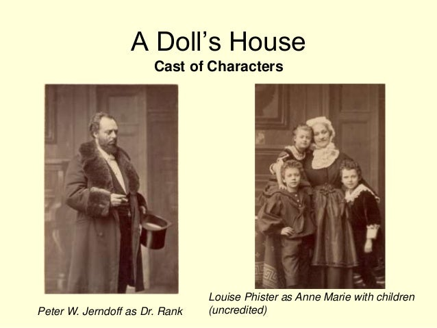 the theme of strength in henrik ibsens a dolls house Waiting for godot: analysis, meaning & themes characters in the  henrik  ibsen's a doll house is divided into three acts ibsen  nora ends up revealing  the whole truth to mrs linde, again trying to prove her strength and  independence.