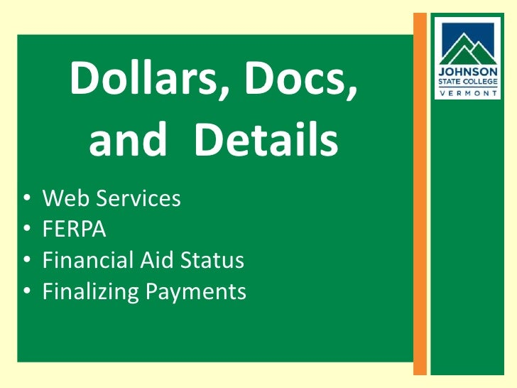 Dollars, Docs,               MONEY     and DetailsClick to add content                          'Education                ...