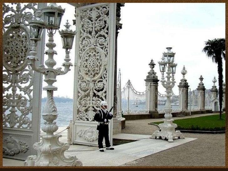 Dolmabahce palace Slide 3