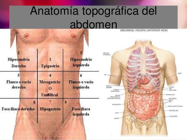 Dolor abdominal semio ii final