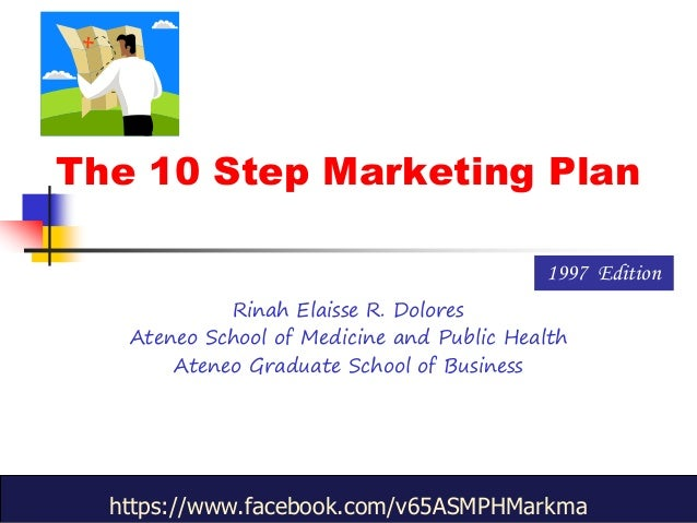 Dolores 10 Step Marketing Plan