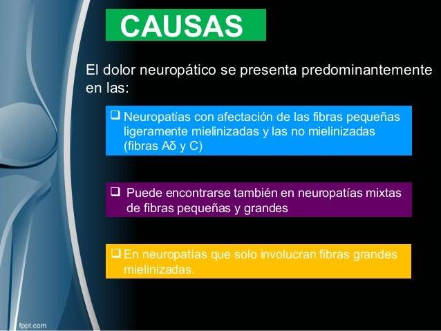 Dolor neuropatico 1