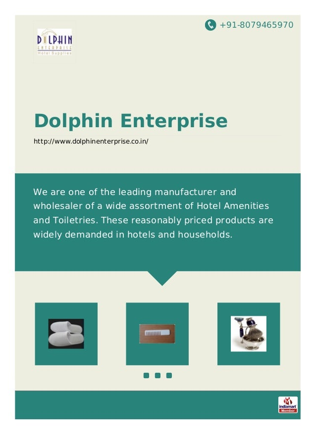 +91-8079465970 Dolphin Enterprise http://www.dolphinenterprise.co.in/ We are one of the leading manufacturer and wholesale...