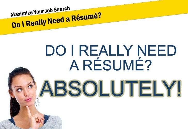 resumes 9 - Resume Workshop