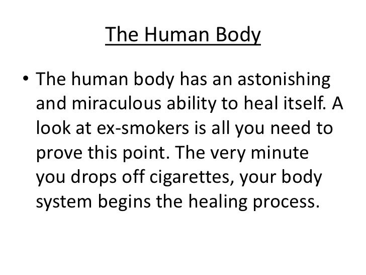 Do lungs heal after quitting smoking Slide 3