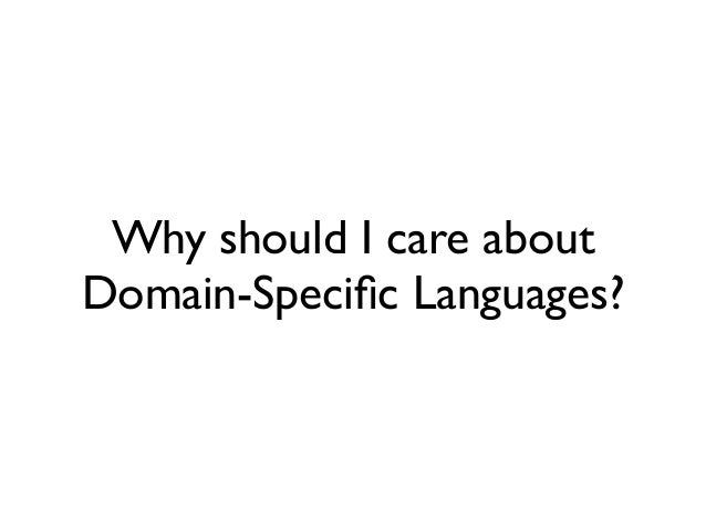 Domain Specific Languages Martin Fowler Pdf Download