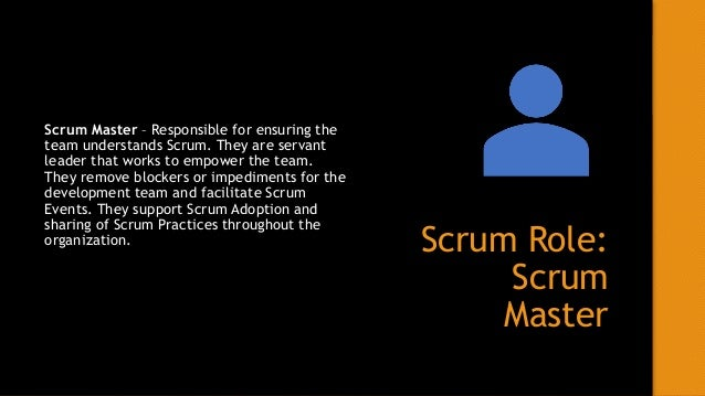 Scrum Artifacts Product Backlog – An ordered list of what is currently expected to be included in the product. It can chan...