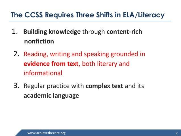 Unit Three: Text Questions Essay