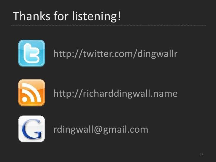 Links<br />Domain Driven Design mailing list<br />http://tech.groups.yahoo.com/group/domaindrivendesign/<br />ALT.NET mail...