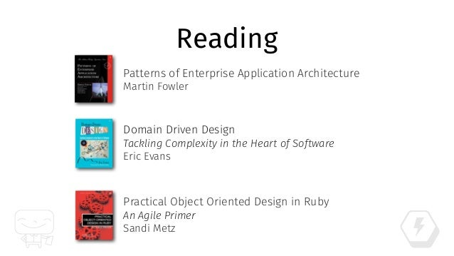 Domain Driven Design and Hexagonal Architecture with Rails