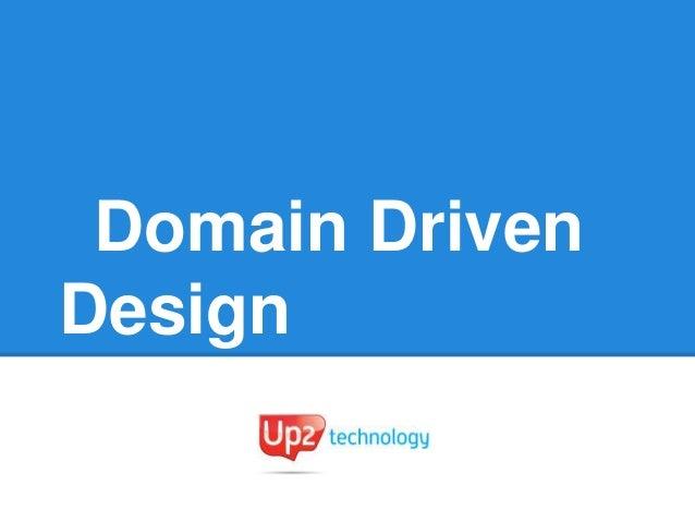 Domain DrivenDesign