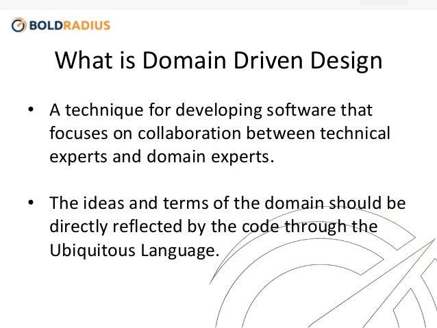 Domain Driven Design Through Onion Architecture Slide 3