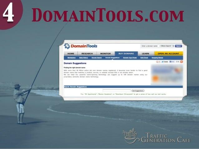 4  DomainTools.com