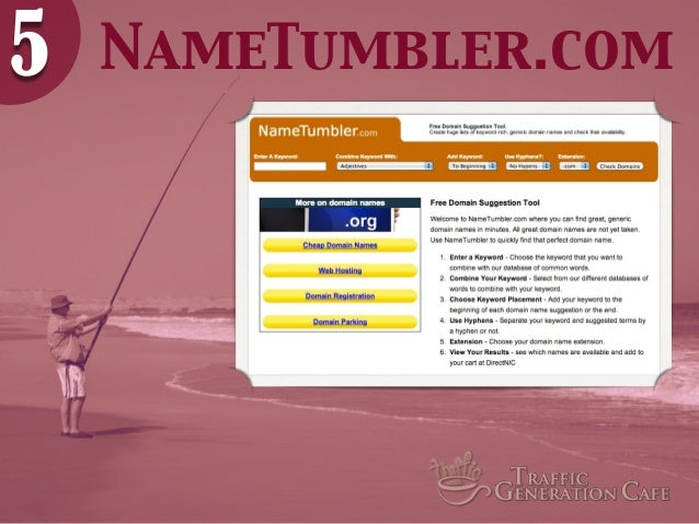 5  NameTumbler.com