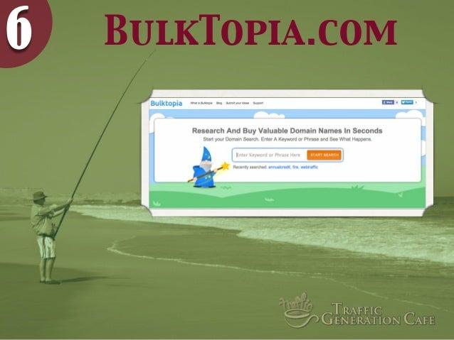 6  BulkTopia.com