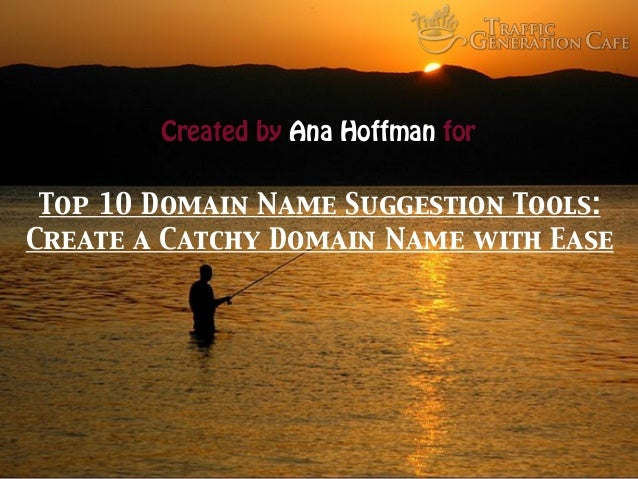 Created by Ana Hoffman for  Top 10 Domain Name Suggestion Tools: Create a Catchy Domain Name with Ease