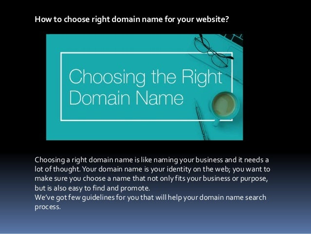 Domain name registration: step-by-step guide 1. Login on https.