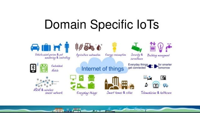 Domain Specific IoTs