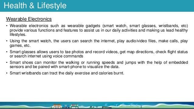 Domain Specific Iot