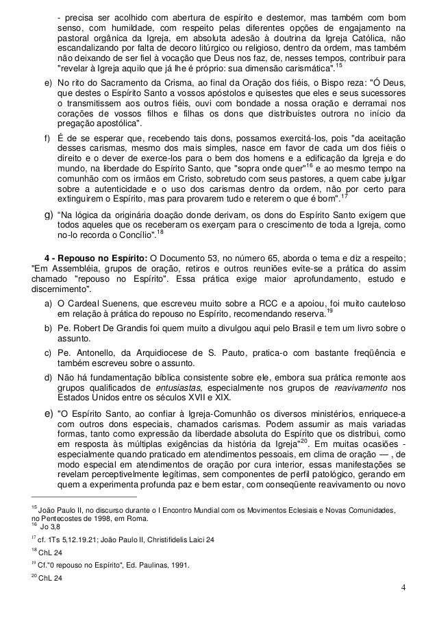 DOCUMENTO 53 CNBB PDF DOWNLOAD