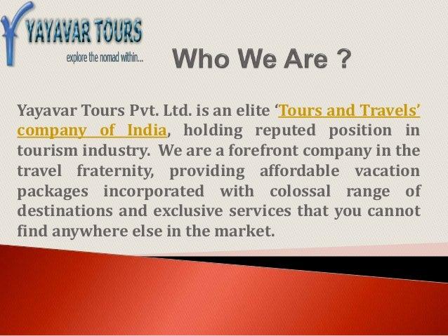 Best Tour & Travel Agency Delhi,India Slide 3
