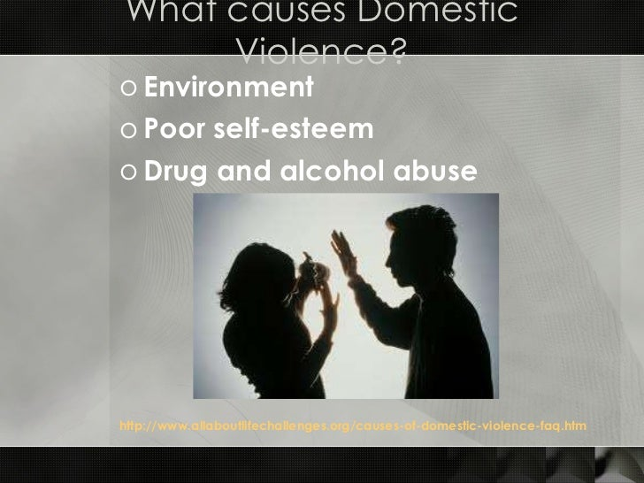 the history and causes of spouse abuse The singapore family physician in the number of cases of spousal abuse understanding the causes, spousal abuse history the council the.