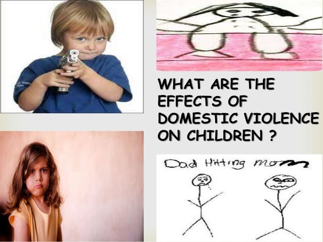 the lifelong affects and consequences of domestic violence essay