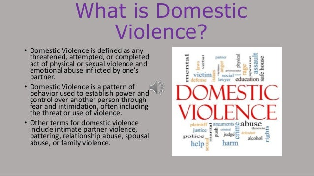 domestic violence has become a major health threat in america Gun violence in america: just the threat of violence makes neighborhoods poorer there are two major federal laws that regulate firearm ownership and sales.