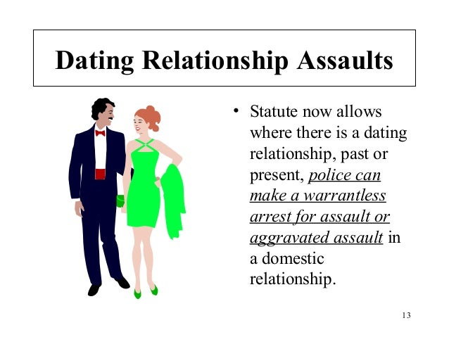 Shall arrest dating violence texas