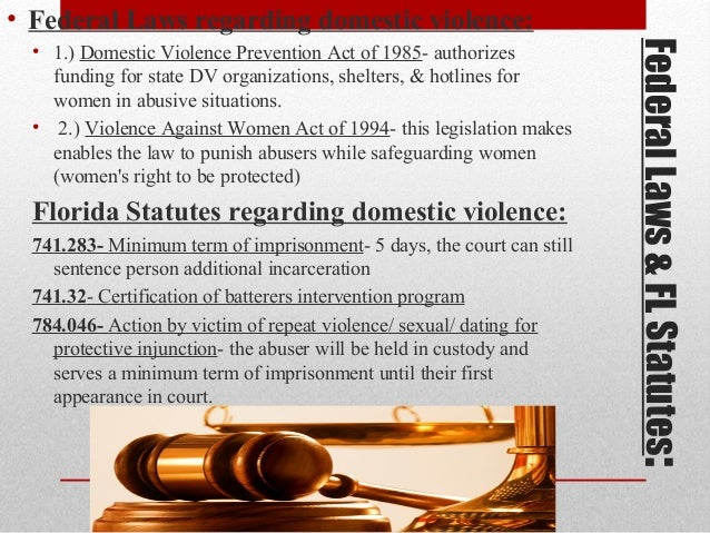 Loopholes in florida dating violence injunction statutes