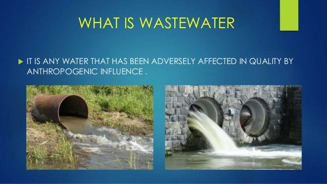 Waste Water Treatment By Bikash