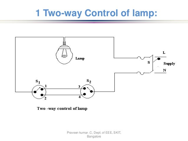 Domestic wiring _ praveen