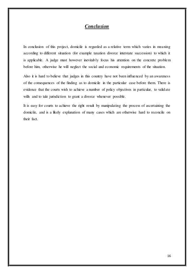 domicile in private international law