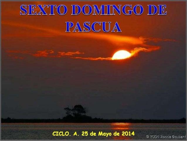 CICLO. A. 25 de Mayo de 2014