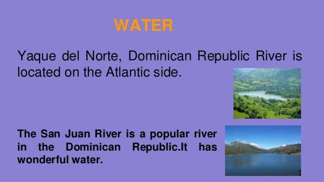 Inmersion Dominican Republic - Where is the dominican republic located