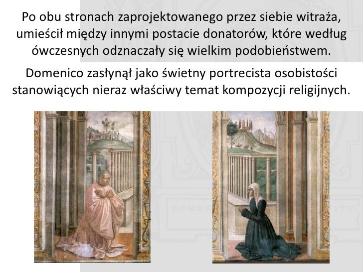 Alessio Baldovinetti                     mistrz   Wygnanie ze świątyni Joachima                                          S...