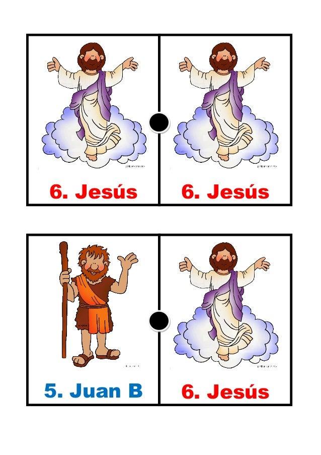 6. Jesús p55 5. Juan B 5. 6. Jesús 6. Jesús