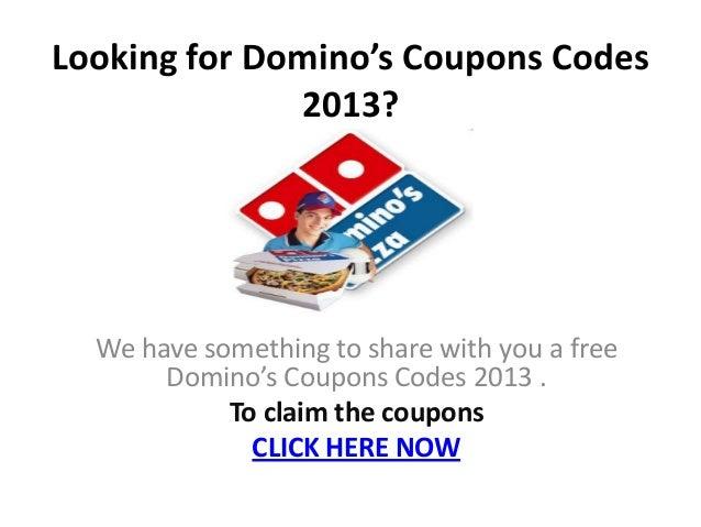 Dominos coupons code groningen