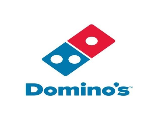 dominos logo change over the years