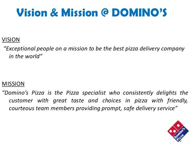 dominos delivers essay Explore a database of 500,000+ college essay — the management of communication in dominos promising delivery in a half hour domino's pizza had a.