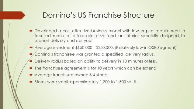 dominos pizza analysis essay Tom monaghan and his brother james founded domino 's pizza incorporation in the twelvemonth 1960 after they purchased dominick 's dominick 's was a little pizza shop in michigan and specifically at a topographic point called ypsilanti.