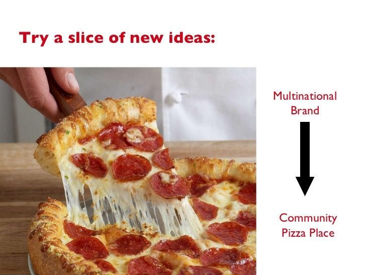 Domino's pizza digital marketing strategy