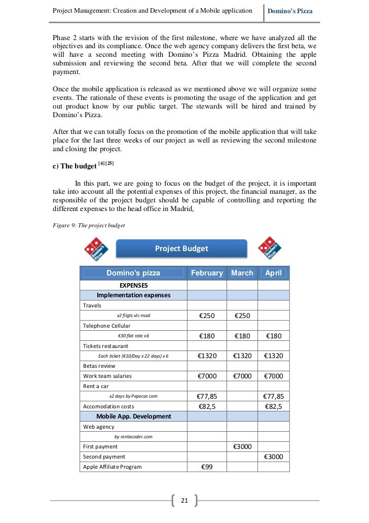 dominos stakeholder A slow workday at domino's domino's delivers during crisis: the company's step-by need to be aware that their stakeholders are operating on a much more.