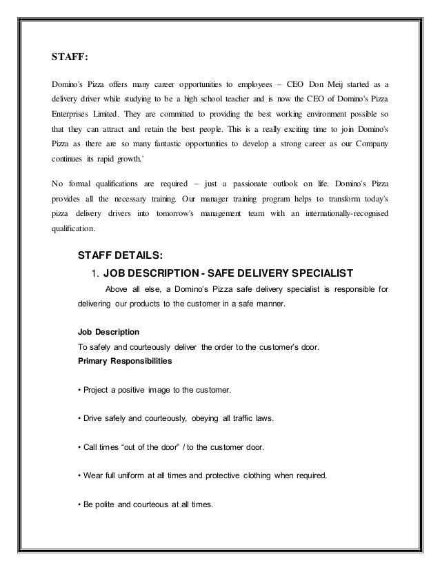 dominos delivery driver jobs near me