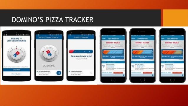 dominos com pizza tracker