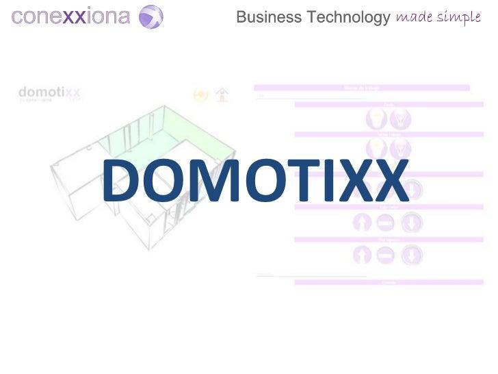 DOMOTIXX<br />