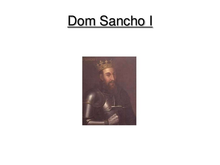 Dom Sancho I