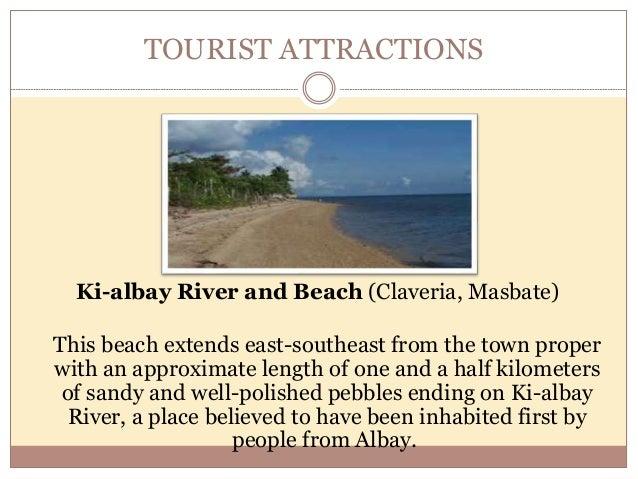 TOURIST ATTRACTIONS Matnog Island