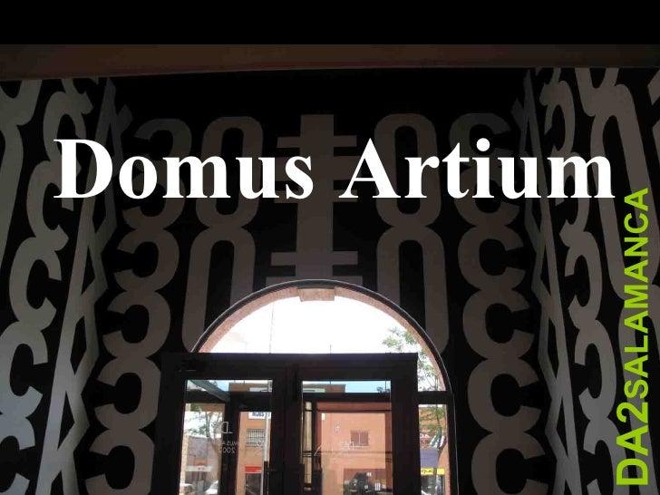 Domus Artium DA2 SALAMANCA